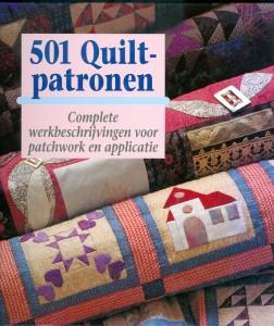 501 quiltpatronen