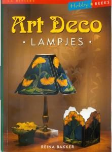 Art Deco Lampjes voorkant