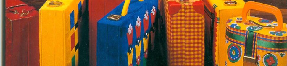 Koffertjes van stof en karton voorkant - kopie